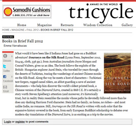 Tricycle magazine review
